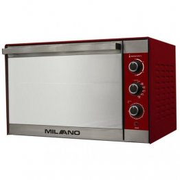 Электродуховка MILANO MO-48 Red