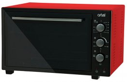Электродуховка ARTEL MD-3618E Black-Red